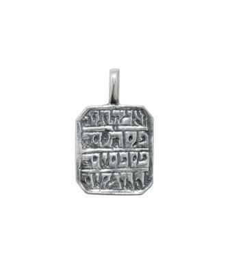 Healing Amulet-Pendant (Silver)