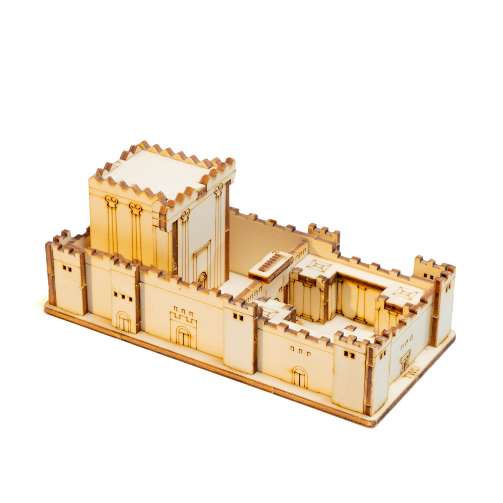 3D Puzzle – The Jerusalem Temple