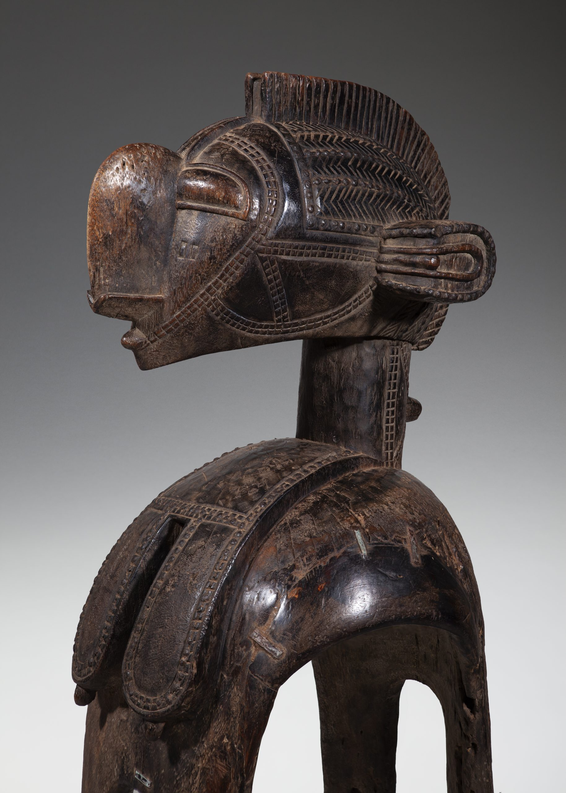 Shoulder Mask – Nimba, The Great Mother