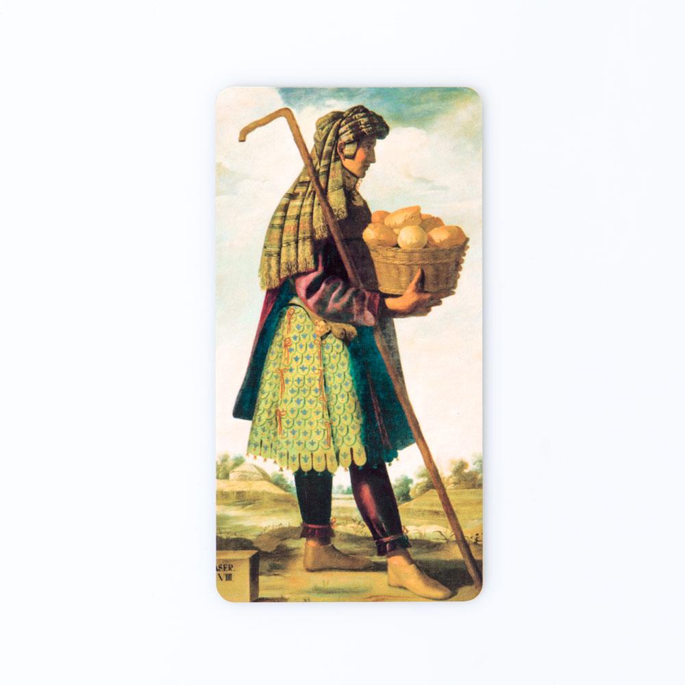 "Magnet, Zurbarán, ""Jacob And His Twelve Sons"" – Asher"