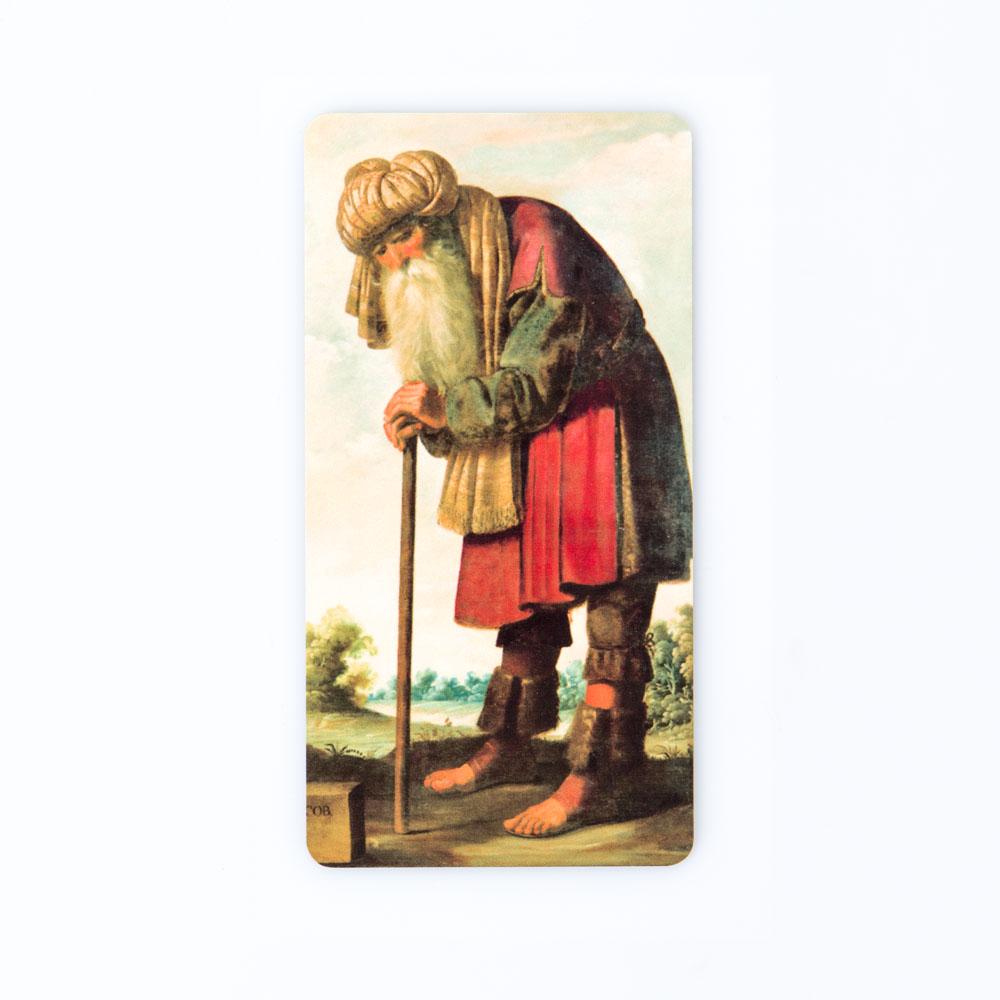 "Magnet, Zurbarán, ""Jacob And His Twelve Sons"" – Jacob"