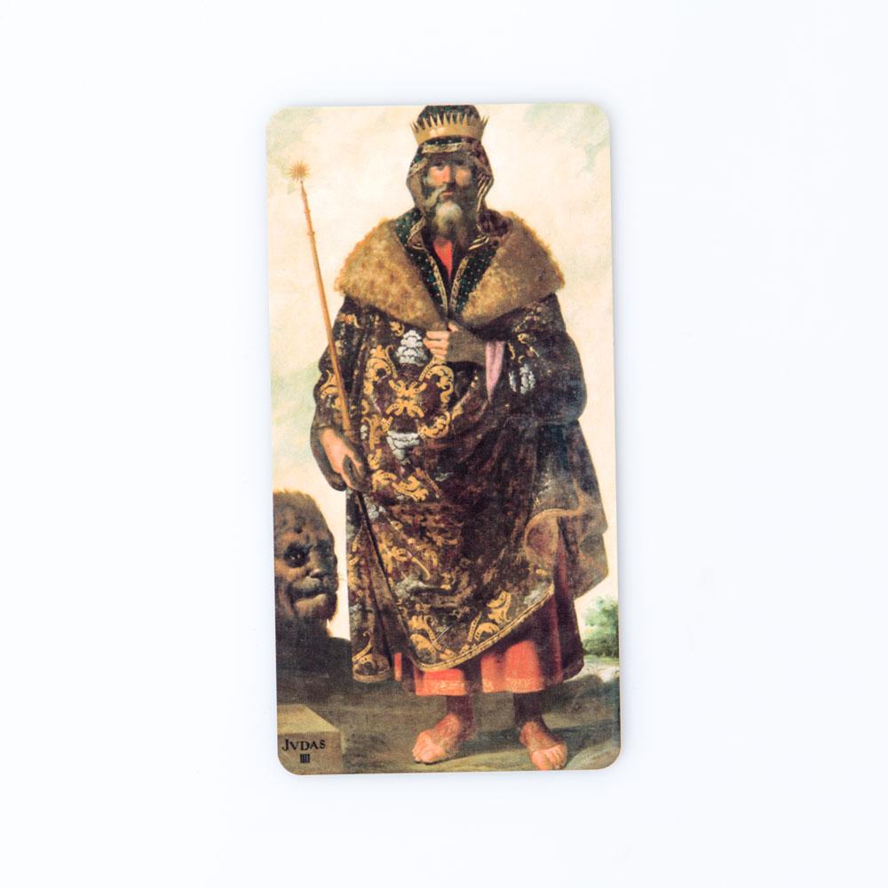 "Magnet, Zurbarán, ""Jacob And His Twelve Sons"" – Judah"