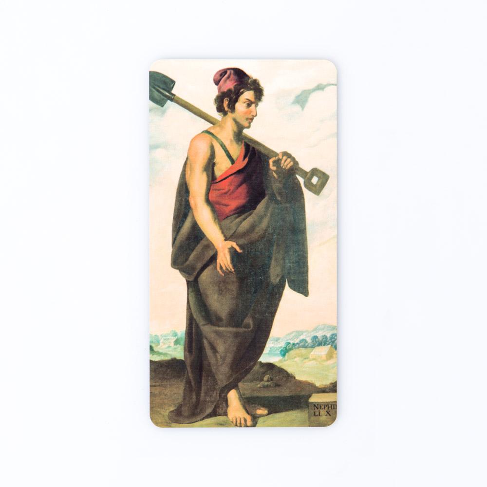 "Magnet, Zurbarán, ""Jacob And His Twelve Sons"" – Naphtali"
