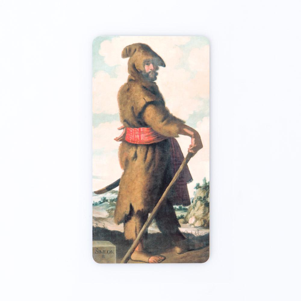 "Magnet, Zurbarán, ""Jacob And His Twelve Sons"" – Simeon"