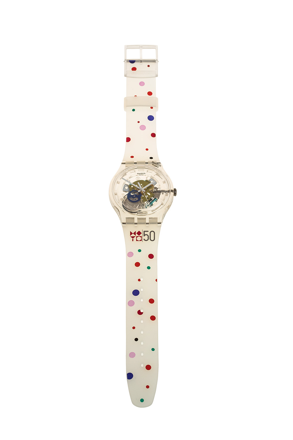 Israel Museum Swatch – Limited Edition