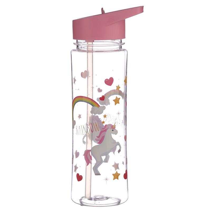 Enchanted Rainbows Unicorn Kids' Water Bottle