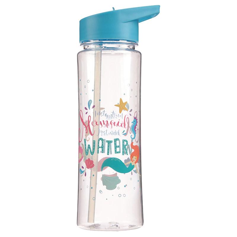 Enchanted Seas Mermaid Kids' Water Bottle