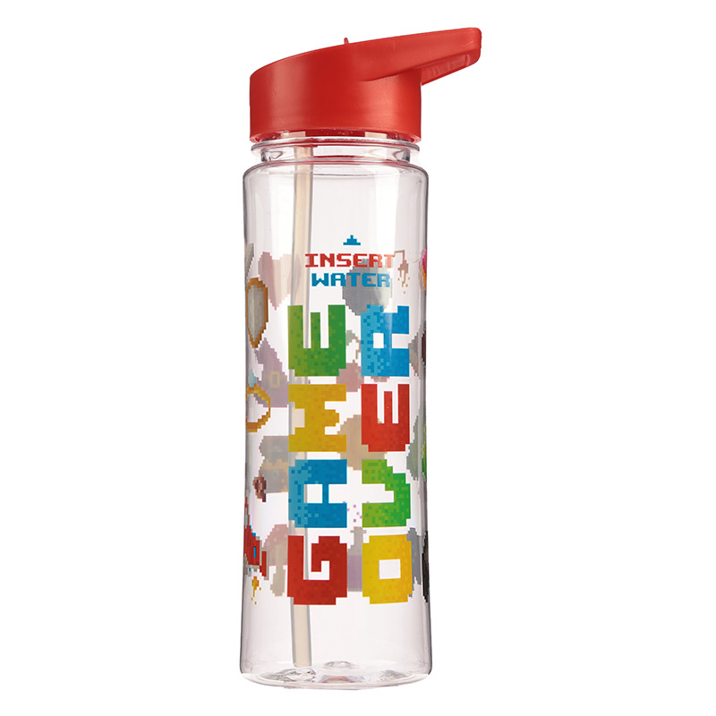Game Over Kids' Water Bottle