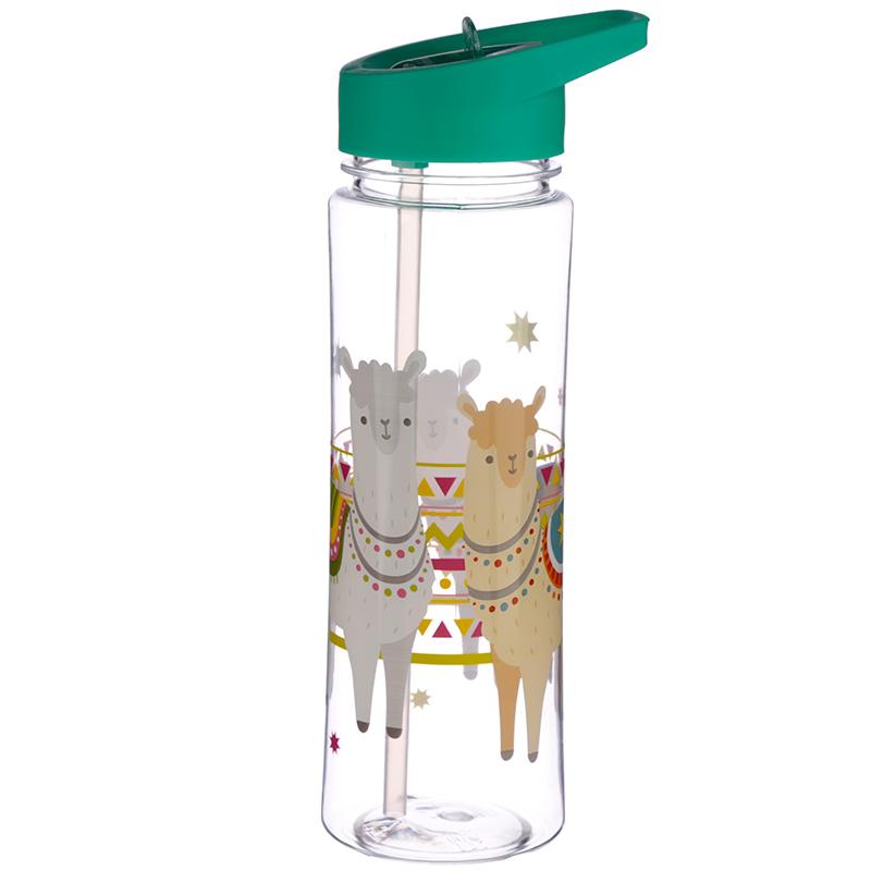 Llamapalooza Kids' Water Bottle