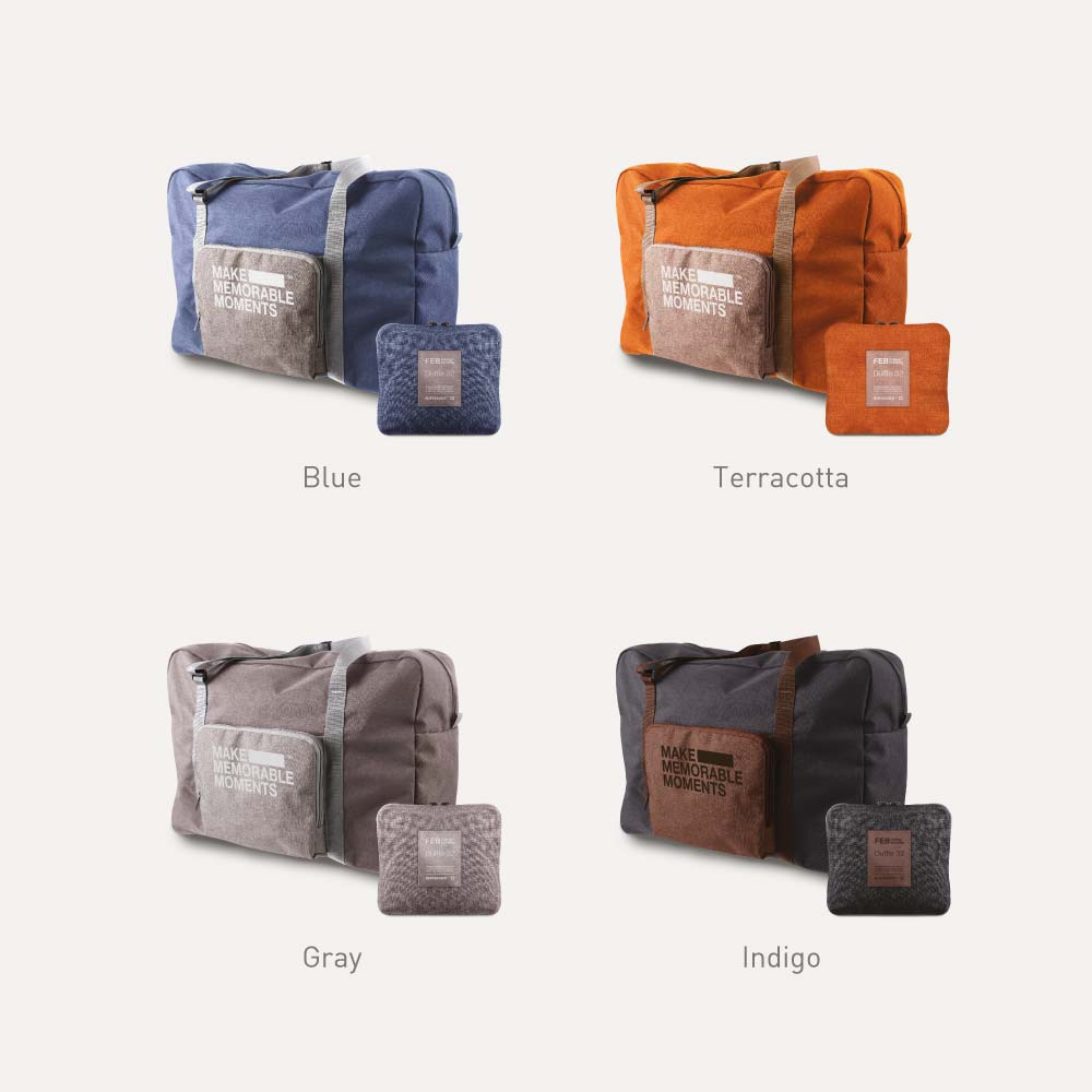 Foldable Duffle Bag, 32L