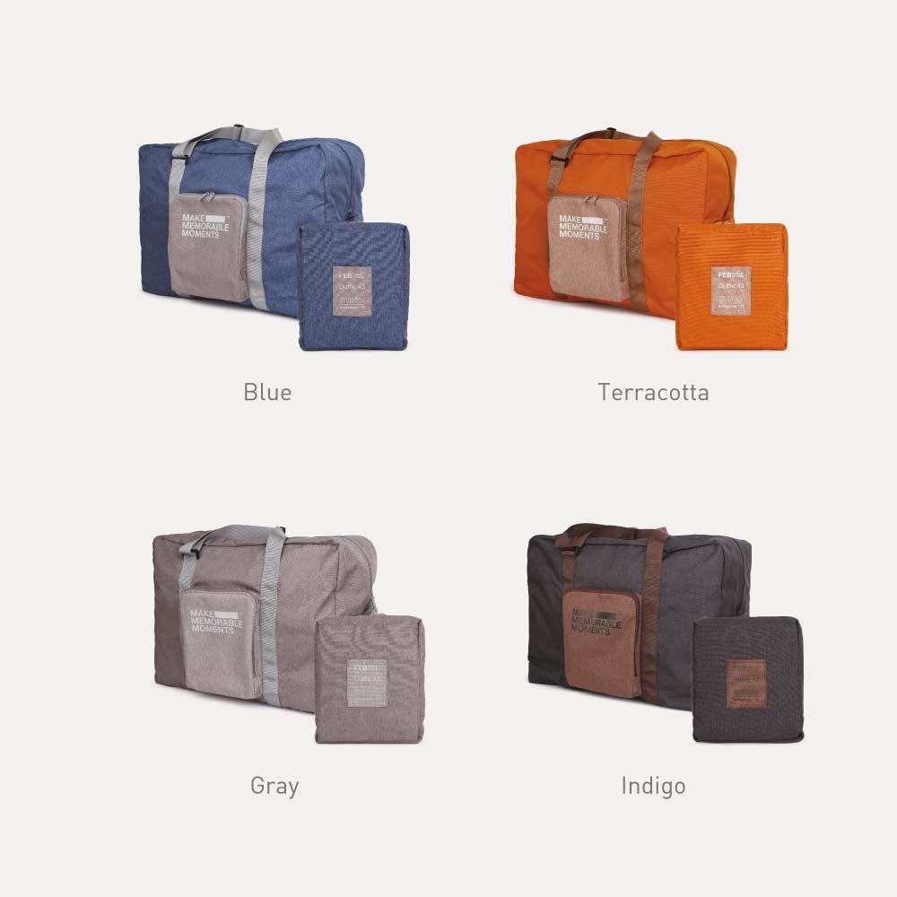Foldable Duffle Bag, 43L