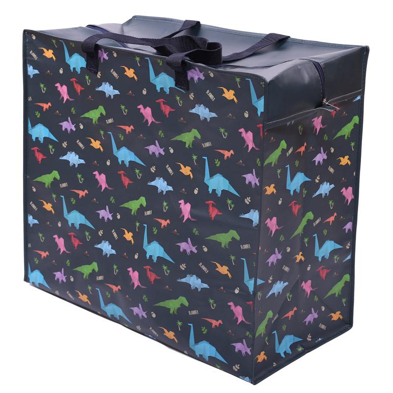 Dinosaur Laundry Storage Bag