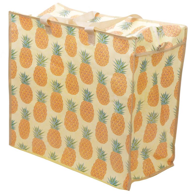 Pineapple Laundry Storage Bag