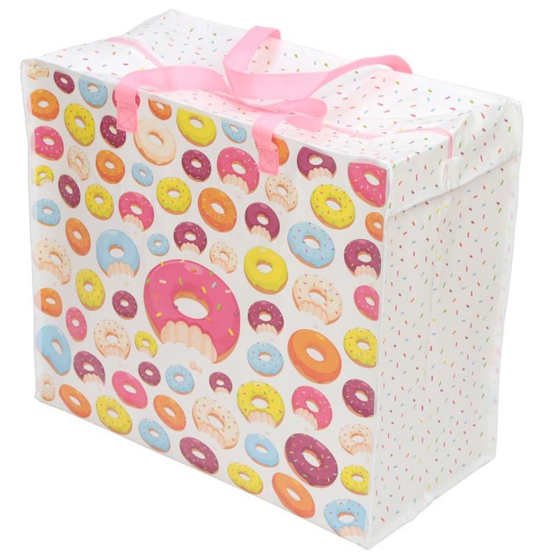 Doughnut Laundry Storage Bag