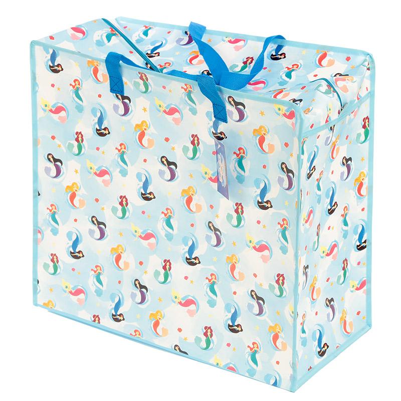 Enchanted Seas Mermaid Laundry Storage Bag