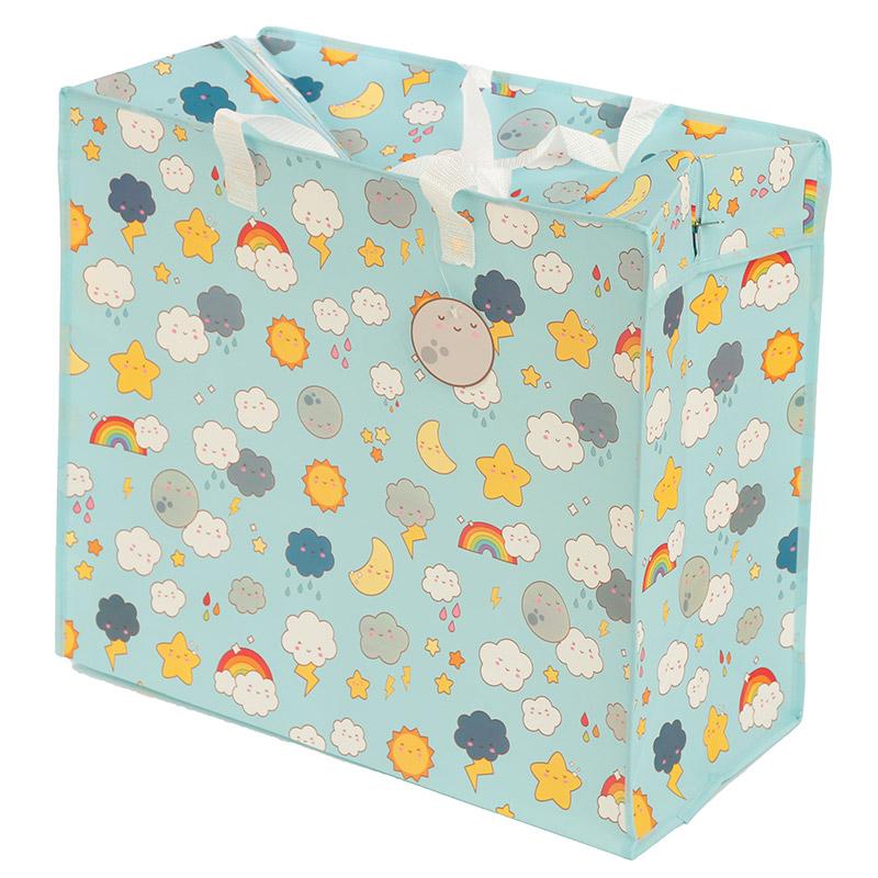Mi Kawaii Weather Laundry Storage Bag