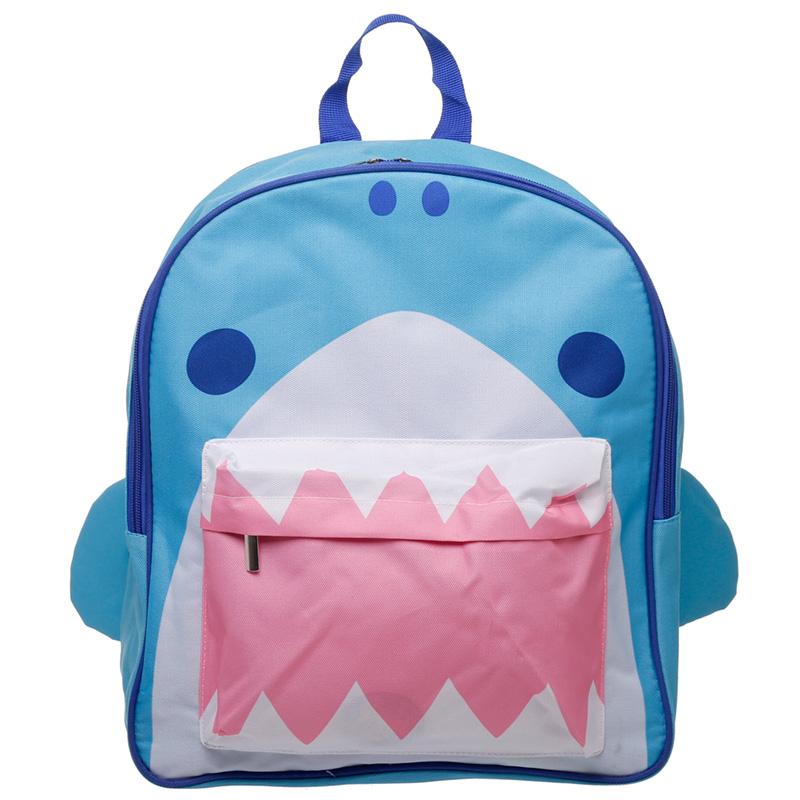 Shark Jaws Kids' Backpack